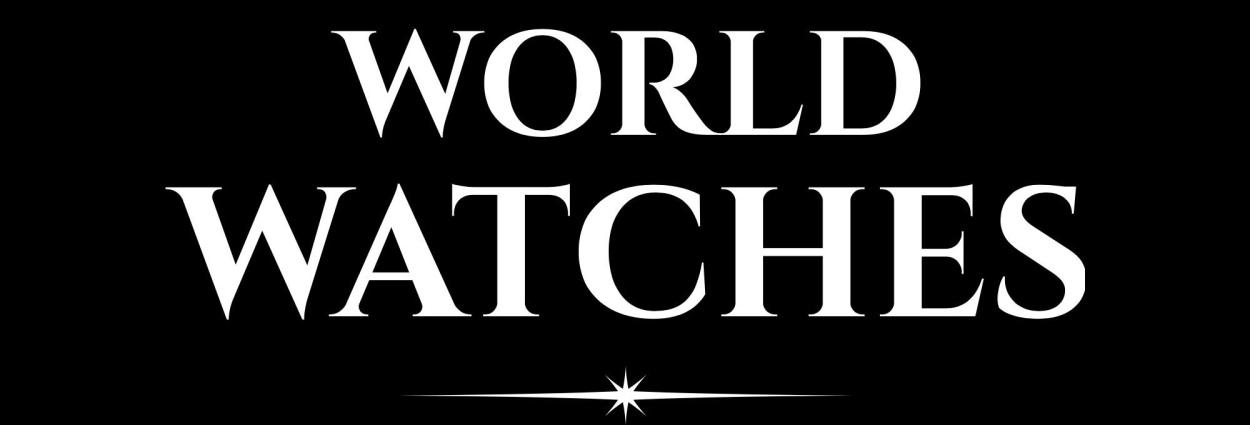 WORLD WATCHES ロゴ