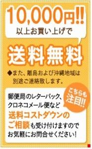 送料全国一律500円!
