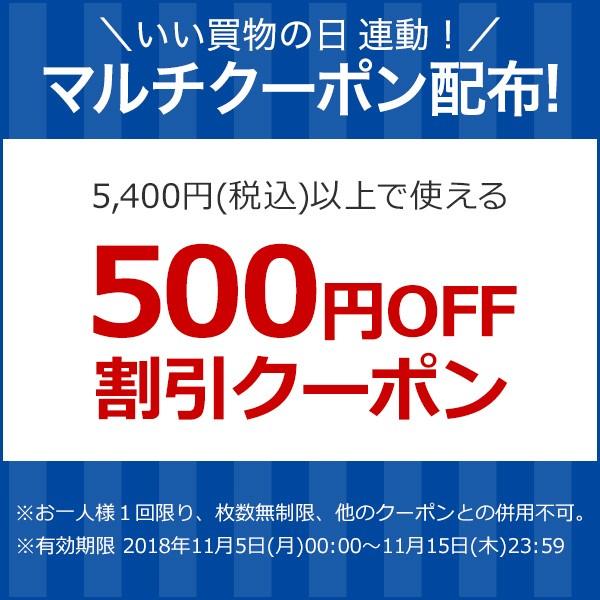 いい買い物の日連動!500円OFFクーポン