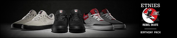ETNIES 30YEARS COLLECTION