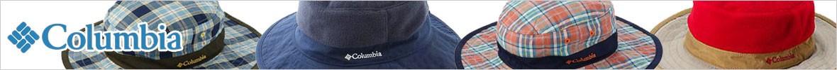 コロンビア 帽子 ハット 雨 紫外線カット 汗 発散