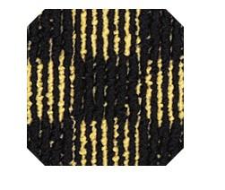 ループチェック黄黒