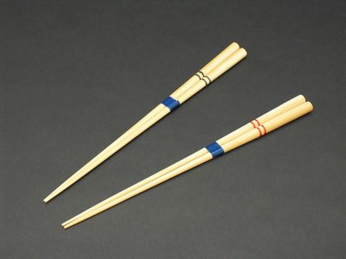 【国産 竹製】 先細箸 23cm