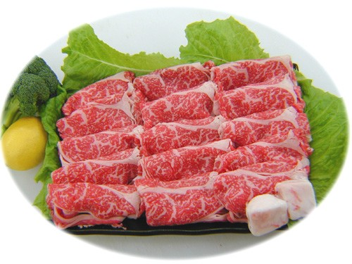 甲州ワインビーフ肉盛り込み