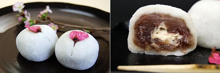 受験生応援菓子 桜さく大福