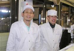 はせ川製麺所 みなさん