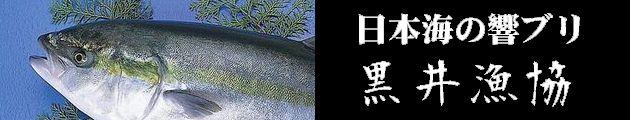 黒井漁協 ブリ