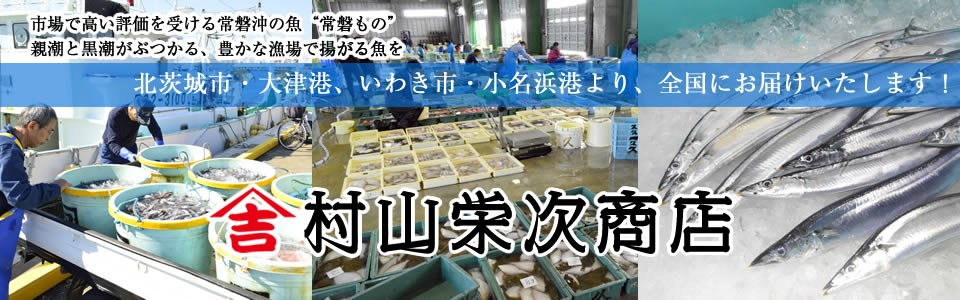 市場で高い評価を受ける常磐ものの魚を、適正価格で全国の皆様へ。