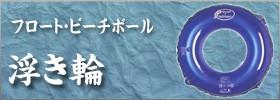 浮き輪(フロート・ビーチボール)