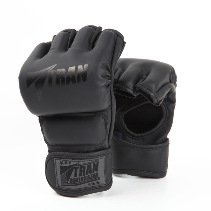 オープンフィンガーグローブ トレーニング グローブ パンチンググローブ  TRAN 総合 格闘技 フィットネス ボクシング グローブ キック ボクシング ジム yanecia 13