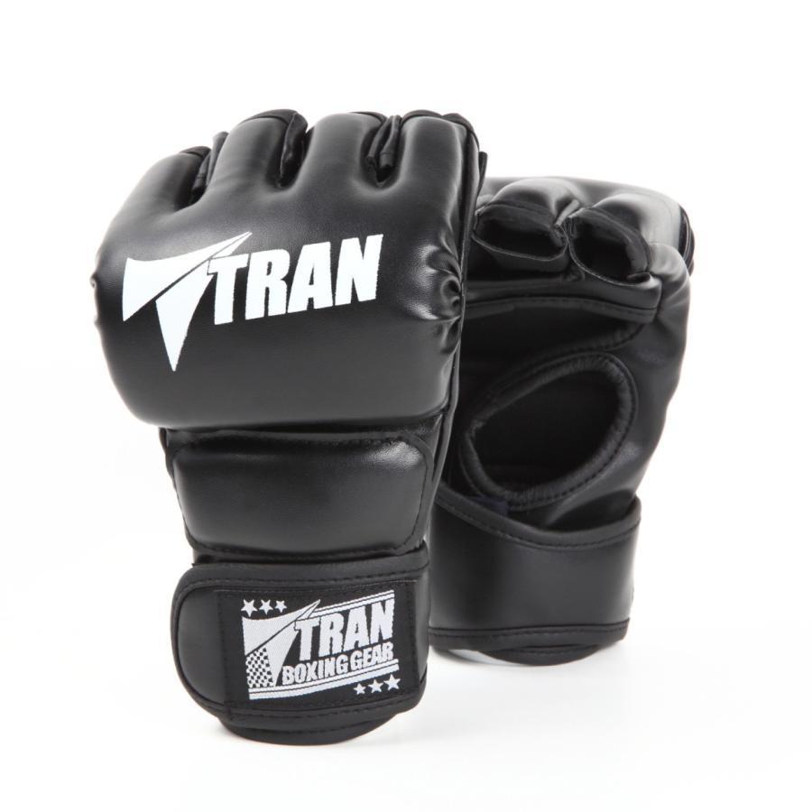 オープンフィンガーグローブ トレーニング グローブ パンチンググローブ  TRAN 総合 格闘技 フィットネス ボクシング グローブ キック ボクシング ジム yanecia 12