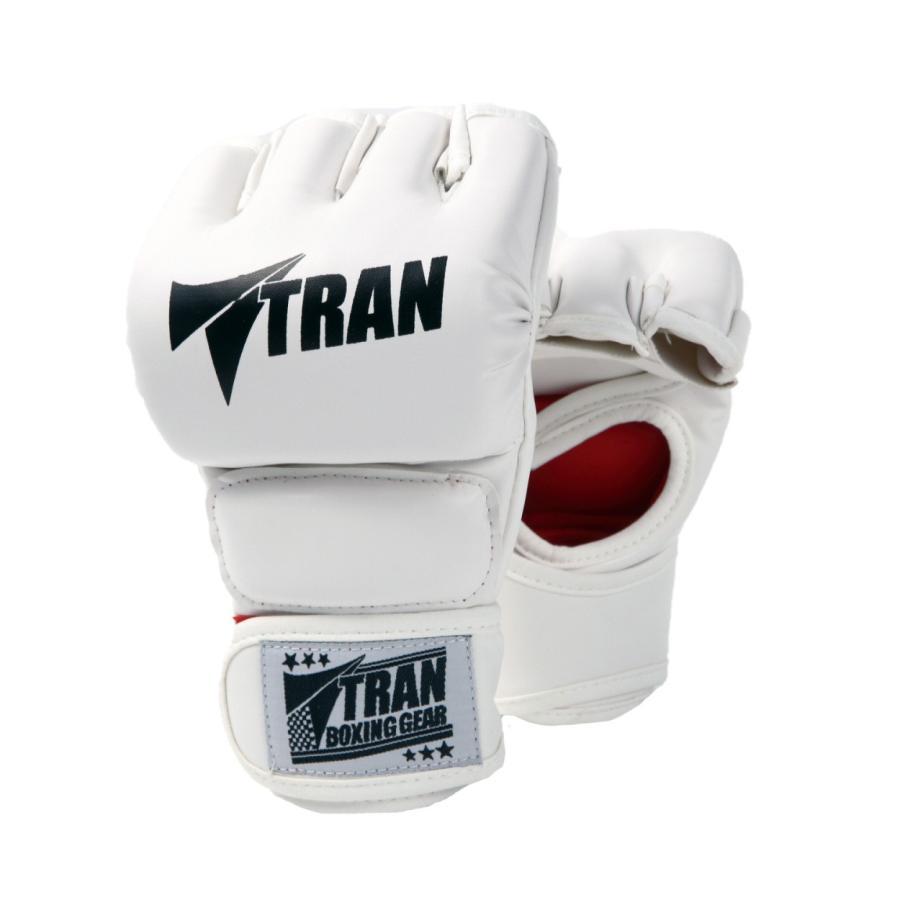 オープンフィンガーグローブ トレーニング グローブ パンチンググローブ  TRAN 総合 格闘技 フィットネス ボクシング グローブ キック ボクシング ジム yanecia 09
