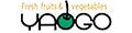 YAOGOフルーツ ロゴ