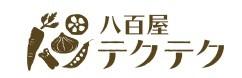 八百屋テクテク ロゴ