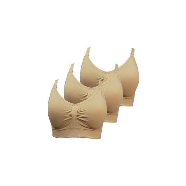 マタニティブラ 授乳ブラ マタニティ ブラジャー 大きいサイズ ラクブラ24 3枚セット|yasuizemart|17