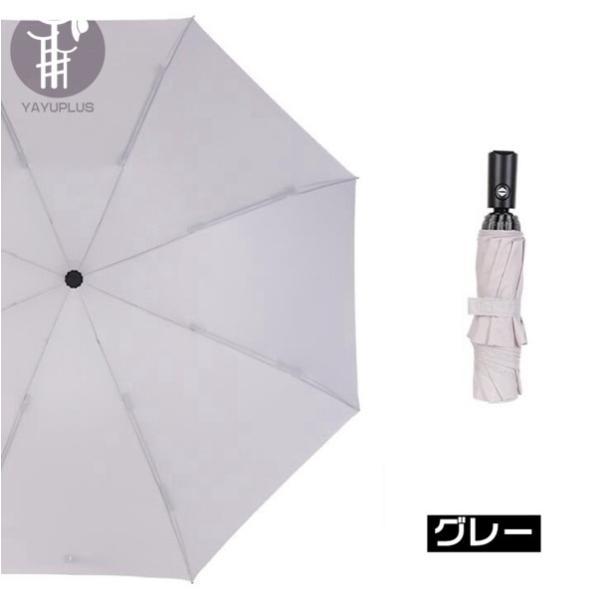 折りたたみ傘 逆さ傘 自動開閉 傘 ワンタッチ レディース メンズ  晴雨兼用 さかさま傘 代引不可|yayushop|13
