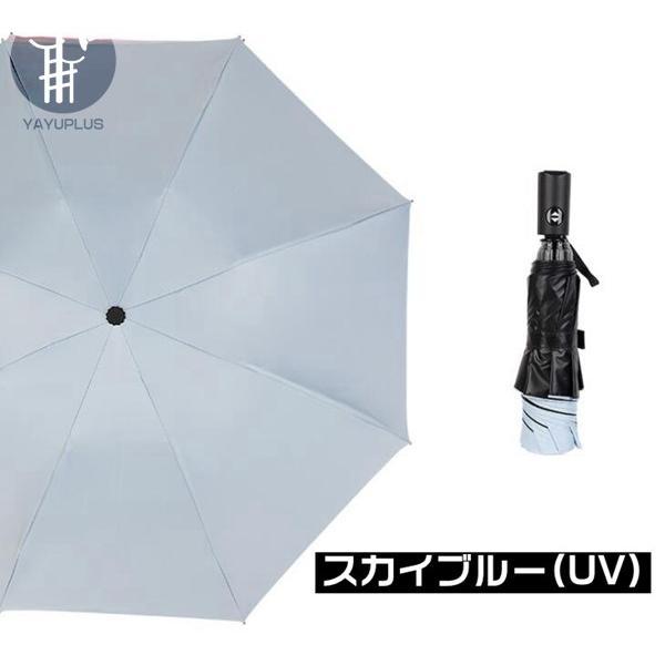折りたたみ傘 逆さ傘 自動開閉 傘 ワンタッチ レディース メンズ  晴雨兼用 さかさま傘 代引不可|yayushop|19