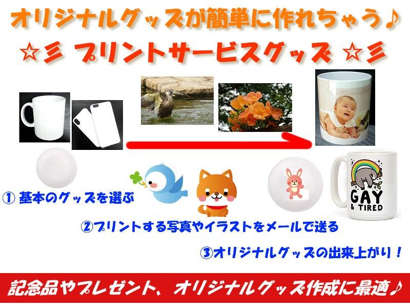 【プリントサービス・グッズ】