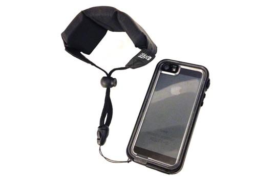 ffe00bcc26 ... 完全防水ケース(別売り)を浮かせるリストストラップです。水中でiPhoneを落としてもストラップと共に水面に浮かびあがります。ストラップの装着が可能な250gまで  ...