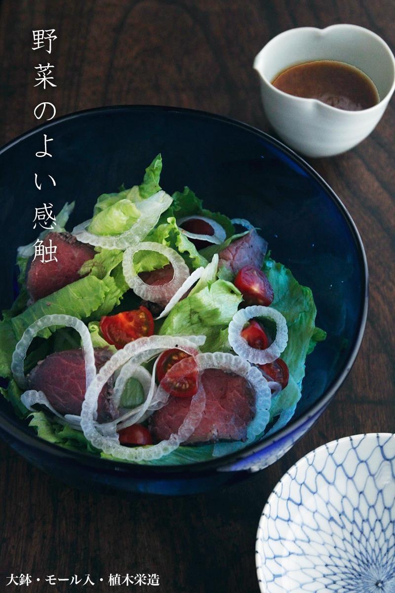大鉢・モール入・植木栄造|和食器の愉しみ・工芸店ようび|七草雑炊
