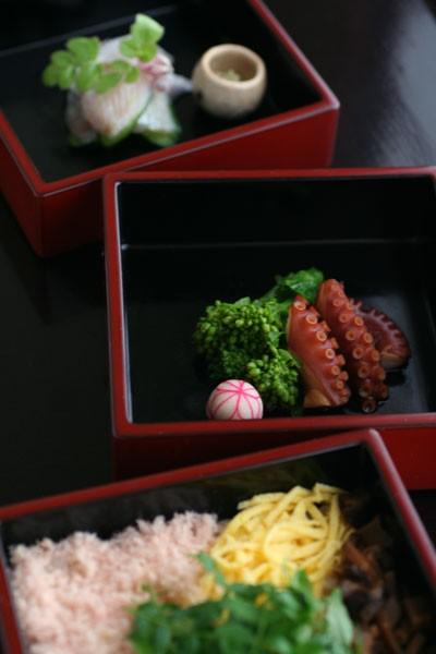 重箱|雛祭り