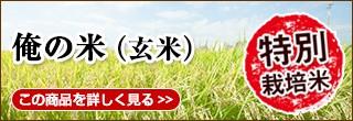 俺の米(玄米)