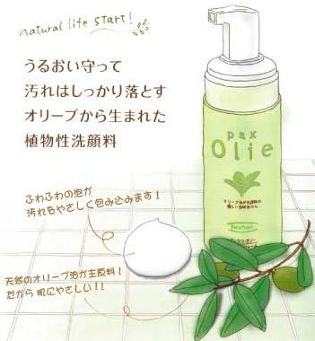 植物性洗顔料
