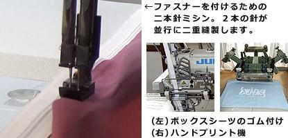 ミシンや機械の写真