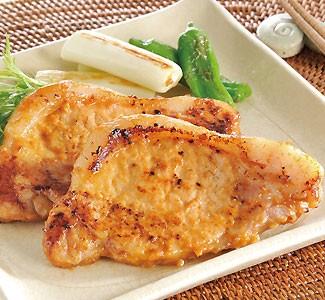 瀬戸内六穀豚 味噌漬け生姜焼きセット