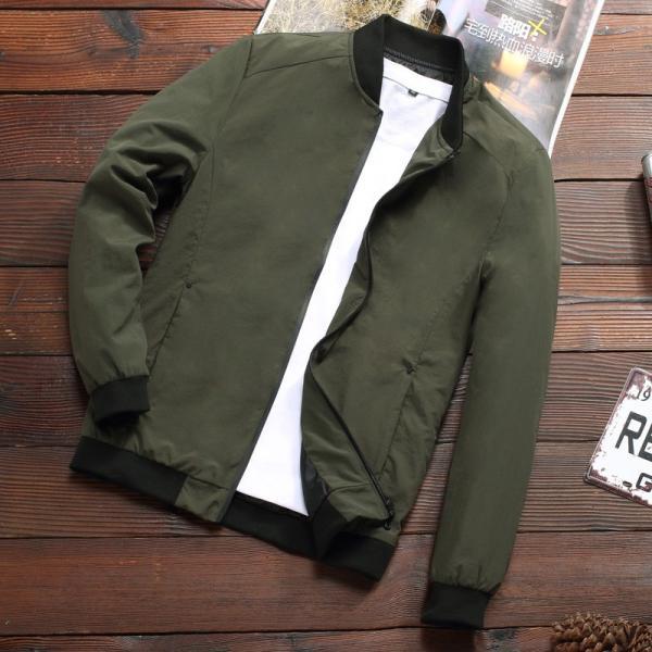 MA-1 メンズ ジャケット アウター ブルゾン フライトジャケット 40代 50代 ファッション ジャンパー オシャレ|yoshikootory|21