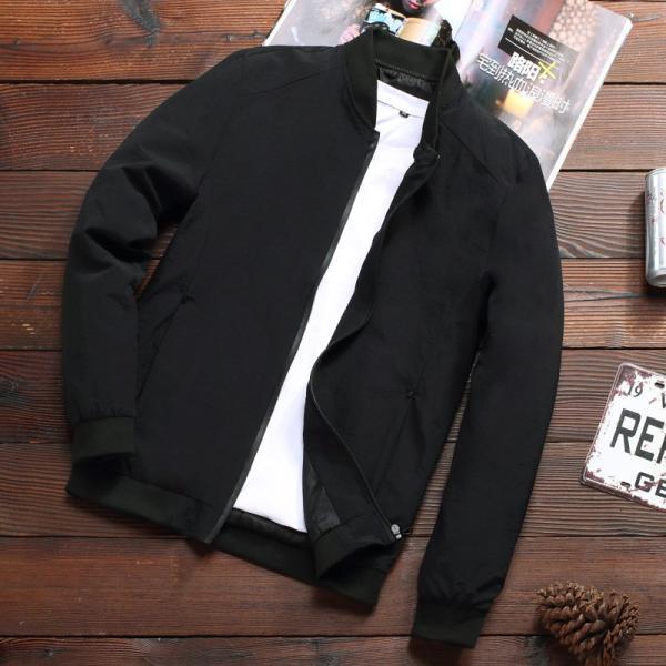 MA-1 メンズ ジャケット アウター ブルゾン フライトジャケット 40代 50代 ファッション ジャンパー オシャレ|yoshikootory|18