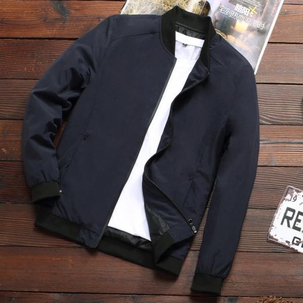 MA-1 メンズ ジャケット アウター ブルゾン フライトジャケット 40代 50代 ファッション ジャンパー オシャレ|yoshikootory|20