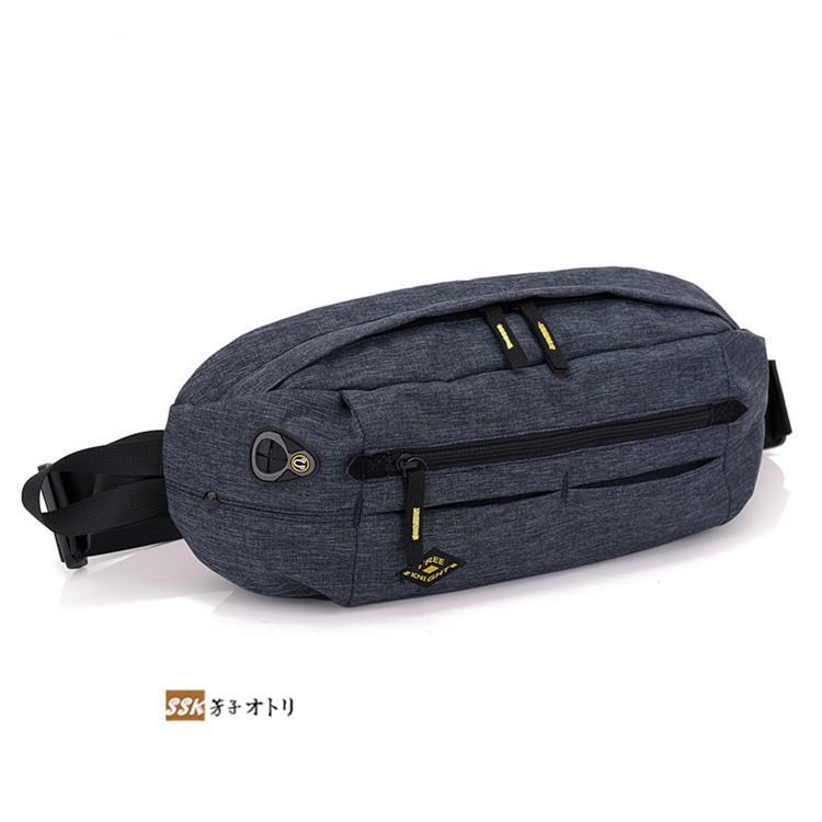 ボディバッグ メンズ レディース ショルダーバッグ ファニーパック 3way メンズバッグ サコッシュ|yoshikootory|27
