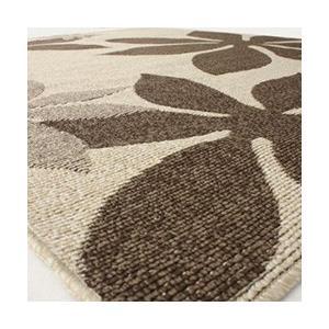 ラグ ラグマット 撥水 防汚 カーペット ダイニングラグ 絨毯 じゅうたん 約180×220cm マギィ (N) 日本製|youai|06