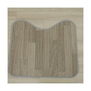 汚れに強くて撥水する デザイン豊富な トイレマット (SL) 約60×60cm 抗菌 防かび|youai|06