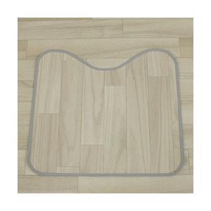 汚れに強くて撥水する デザイン豊富な トイレマット (SL) 約60×60cm 抗菌 防かび|youai|05