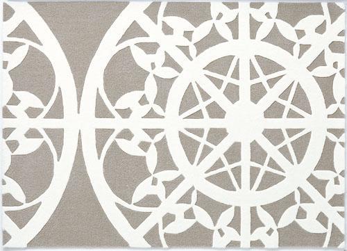 東リラグマット TOM4503 デザインマット 50×80cm 室内マット 玄関マット