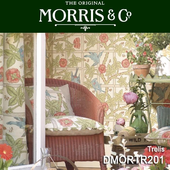 ウィリアムモリス WILLIAM MORRIS 【海外取り寄せ】 生地 切り売り販売 輸入 ファブリック イギリス製(IO)