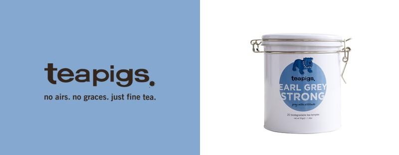 ティーピッグスは完璧なお茶の世界を探求し、2006年11月イギリスにて創業しました。