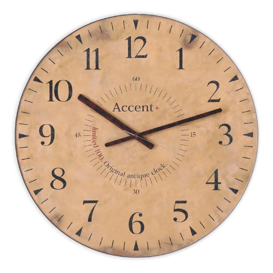 限定100個のアンティーク調 掛け時計 巨大時計 60cm 掛時計 大きいサイズ おしゃれ 壁掛け時計 レトロ 子供部屋 大型時計 見やすい リビング カフェ 送料無料|ys-prism|15