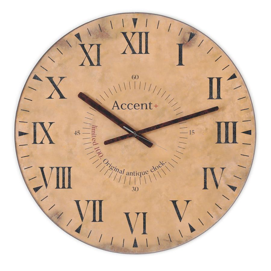 限定100個のアンティーク調 掛け時計 巨大時計 60cm 掛時計 大きいサイズ おしゃれ 壁掛け時計 レトロ 子供部屋 大型時計 見やすい リビング カフェ 送料無料|ys-prism|16