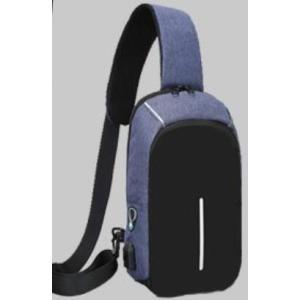 ボディバッグで携帯充電! 4タイプ 選べる14種  USBポート搭載 ケーブル付メンズ レディース ワンショルダー ボディーバッグ 軽量 斜めがけ ウエストポーチ|ysmya|33