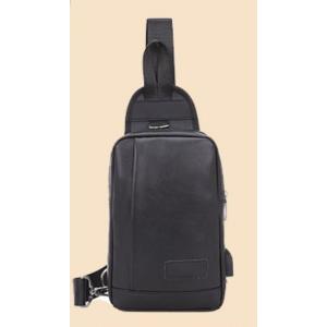 期間限定セール バッグで携帯充電 2Wayバッグ メンズ 6タイプ 選べる18種 USBポート搭載 ケーブル付 ボディバッグ メンズ レディース ワンショルダー ysmya 29