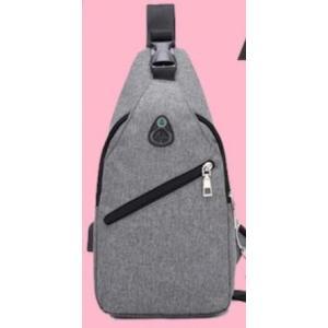 ボディバッグで携帯充電! 4タイプ 選べる14種  USBポート搭載 ケーブル付メンズ レディース ワンショルダー ボディーバッグ 軽量 斜めがけ ウエストポーチ|ysmya|26