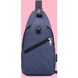 ボディバッグで携帯充電! 4タイプ 選べる14種  USBポート搭載 ケーブル付メンズ レディース ワンショルダー ボディーバッグ 軽量 斜めがけ ウエストポーチ|ysmya|27