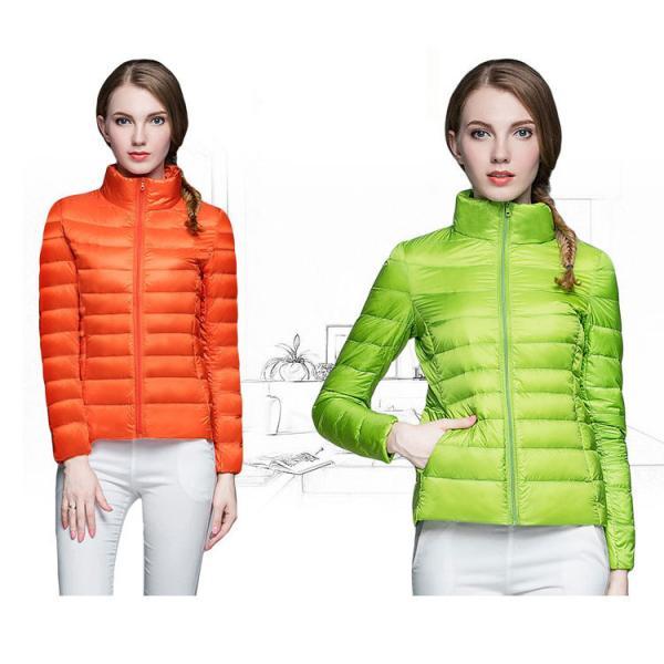 ライトダウンジャケット レディース ショート丈 ライトジャケット 軽量 薄手 ジャケット レディースダウンコート ショート シップアップ|ytolive|20
