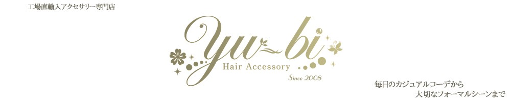 優美 accessory ロゴ
