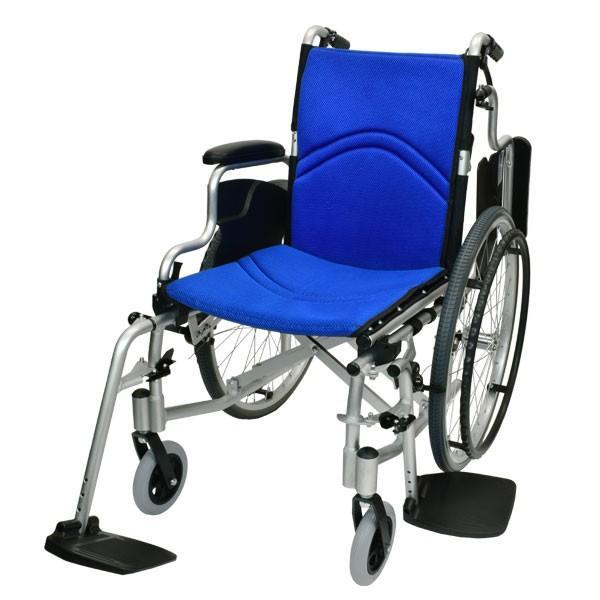 車椅子 折りたたみ 自走 ケアテックジャパン コンフォート CAH-50SU 多機能 シート交換可能|yua-shop|14