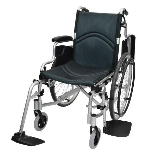 車椅子 折りたたみ 自走 ケアテックジャパン コンフォート CAH-50SU 多機能 シート交換可能|yua-shop|17