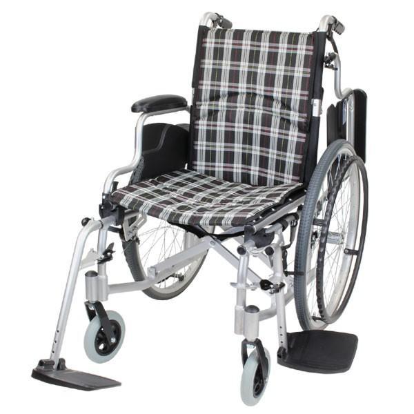 車椅子 折りたたみ 自走 ケアテックジャパン コンフォート CAH-50SU 多機能 シート交換可能|yua-shop|19